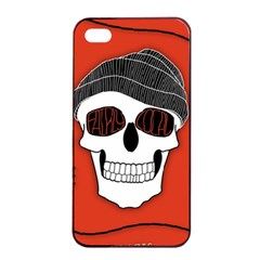 Poster Twenty One Pilots Skull Apple Iphone 4/4s Seamless Case (black) by Onesevenart