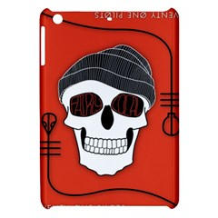 Poster Twenty One Pilots Skull Apple Ipad Mini Hardshell Case by Onesevenart