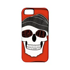 Poster Twenty One Pilots Skull Apple Iphone 5 Classic Hardshell Case (pc+silicone) by Onesevenart