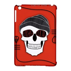 Poster Twenty One Pilots Skull Apple Ipad Mini Hardshell Case (compatible With Smart Cover) by Onesevenart