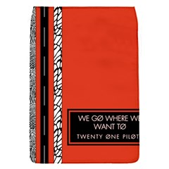 Poster Twenty One Pilots We Go Where We Want To Flap Covers (s)  by Onesevenart