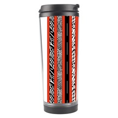 Poster Twenty One Pilots We Go Where We Want To Travel Tumbler by Onesevenart