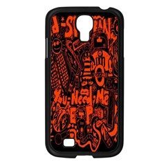 Ed Sheeran Samsung Galaxy S4 I9500/ I9505 Case (black) by Onesevenart