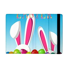 Easter Bunny  Apple Ipad Mini Flip Case by Valentinaart