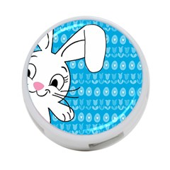 Easter bunny  4-Port USB Hub (One Side) by Valentinaart