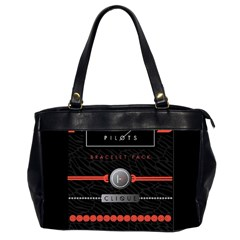 Twenty One Pilots Event Poster Office Handbags (2 Sides)  by Onesevenart
