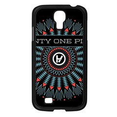 Twenty One Pilots Samsung Galaxy S4 I9500/ I9505 Case (black) by Onesevenart