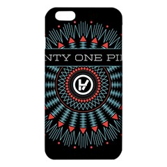Twenty One Pilots Iphone 6 Plus/6s Plus Tpu Case by Onesevenart
