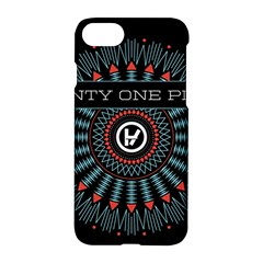 Twenty One Pilots Apple Iphone 7 Hardshell Case by Onesevenart