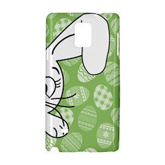 Easter Bunny  Samsung Galaxy Note 4 Hardshell Case by Valentinaart