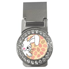 Easter Bunny  Money Clips (cz)  by Valentinaart