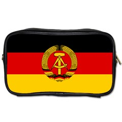 Flag Of East Germany Toiletries Bags 2 Side by abbeyz71