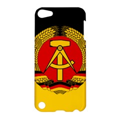 Flag Of East Germany Apple Ipod Touch 5 Hardshell Case by abbeyz71