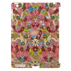 Jungle Life And Paradise Apples Apple Ipad 3/4 Hardshell Case (compatible With Smart Cover) by pepitasart