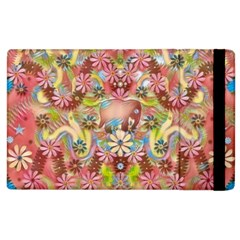 Jungle Life And Paradise Apples Apple Ipad 3/4 Flip Case by pepitasart