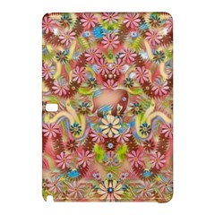 Jungle Life And Paradise Apples Samsung Galaxy Tab Pro 10 1 Hardshell Case by pepitasart