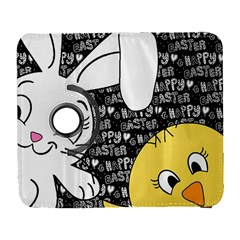 Easter Bunny And Chick  Galaxy S3 (flip/folio) by Valentinaart