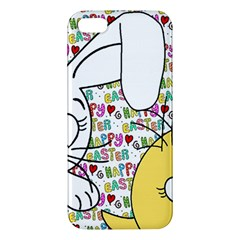 Easter Bunny And Chick  Apple Iphone 5 Premium Hardshell Case by Valentinaart