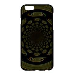 Dark Portal Fractal Esque Background Apple Iphone 6 Plus/6s Plus Hardshell Case