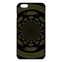 Dark Portal Fractal Esque Background Iphone 6 Plus/6s Plus Tpu Case