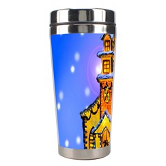 Winter Church Stainless Steel Travel Tumblers by Nexatart