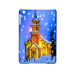 Winter Church Ipad Mini 2 Hardshell Cases