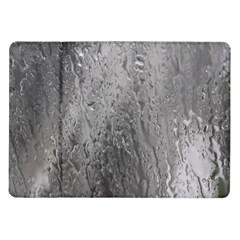 Water Drops Samsung Galaxy Tab 10 1  P7500 Flip Case by Nexatart