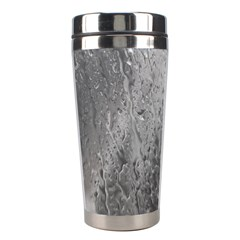 Water Drops Stainless Steel Travel Tumblers by Nexatart