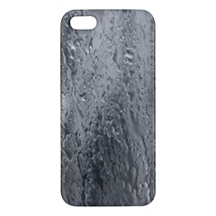 Water Drops Iphone 5s/ Se Premium Hardshell Case by Nexatart