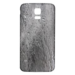 Water Drops Samsung Galaxy S5 Back Case (white)
