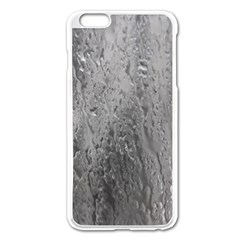 Water Drops Apple Iphone 6 Plus/6s Plus Enamel White Case