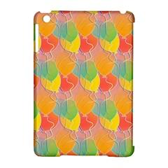 Birthday Balloons Apple Ipad Mini Hardshell Case (compatible With Smart Cover) by Nexatart