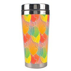Birthday Balloons Stainless Steel Travel Tumblers by Nexatart