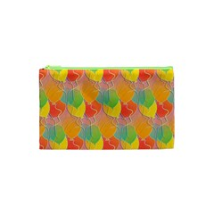 Birthday Balloons Cosmetic Bag (xs) by Nexatart