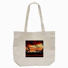 Autumn Song Autumn Spreading Its Wings All Around Tote Bag (cream) by Nexatart