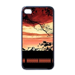 Autumn Song Autumn Spreading Its Wings All Around Apple Iphone 4 Case (black) by Nexatart