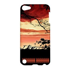Autumn Song Autumn Spreading Its Wings All Around Apple Ipod Touch 5 Hardshell Case by Nexatart
