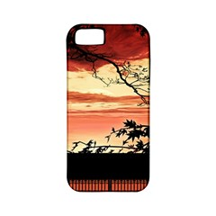 Autumn Song Autumn Spreading Its Wings All Around Apple Iphone 5 Classic Hardshell Case (pc+silicone) by Nexatart