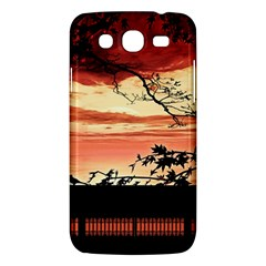 Autumn Song Autumn Spreading Its Wings All Around Samsung Galaxy Mega 5 8 I9152 Hardshell Case  by Nexatart
