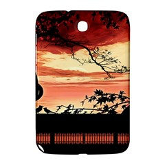 Autumn Song Autumn Spreading Its Wings All Around Samsung Galaxy Note 8 0 N5100 Hardshell Case