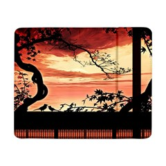 Autumn Song Autumn Spreading Its Wings All Around Samsung Galaxy Tab Pro 8 4  Flip Case by Nexatart