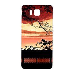 Autumn Song Autumn Spreading Its Wings All Around Samsung Galaxy Alpha Hardshell Back Case by Nexatart
