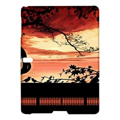 Autumn Song Autumn Spreading Its Wings All Around Samsung Galaxy Tab S (10 5 ) Hardshell Case  by Nexatart