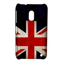 Flag Of Britain Grunge Union Jack Flag Background Nokia Lumia 620