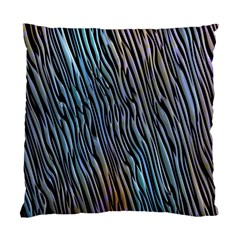 Abstract Background Wallpaper Standard Cushion Case (one Side) by Nexatart