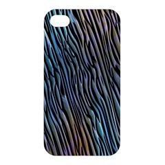 Abstract Background Wallpaper Apple Iphone 4/4s Premium Hardshell Case by Nexatart