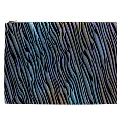 Abstract Background Wallpaper Cosmetic Bag (xxl)