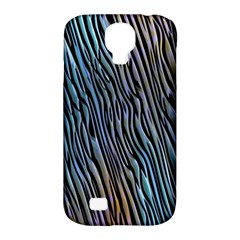 Abstract Background Wallpaper Samsung Galaxy S4 Classic Hardshell Case (pc+silicone) by Nexatart