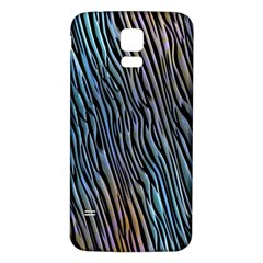Abstract Background Wallpaper Samsung Galaxy S5 Back Case (white)