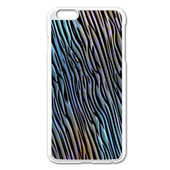 Abstract Background Wallpaper Apple Iphone 6 Plus/6s Plus Enamel White Case